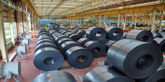 کنترل از بازار فولاد برداشتهمیشود/ به حدف صادراتی امسال نرسیدیم