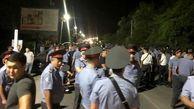 ده ها کشته و مجروح در درگیری های سیاسی قرقیزستان
