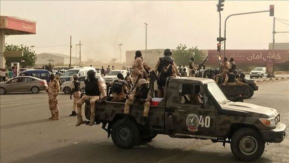سودان به حفتر کمک کرد/ارسال نظامیان سودانی به لیبی