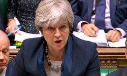 واکنش ترزا مِی به  استعفای وزیر خارجه انگلیس