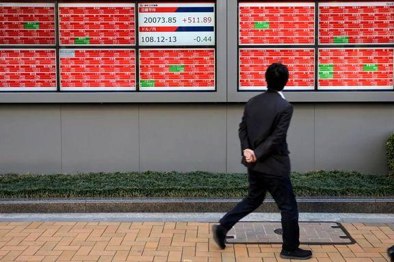 رشد بازارهای سهام آسیا در آستانه مذاکرات تجاری آمریکا و چین / احتیاط بر بازارهای سهام حاکم شد