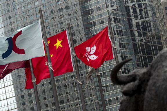 تنش بین آمریکا و چین بورس هنگکنگ را 4 درصد به زیر کشید