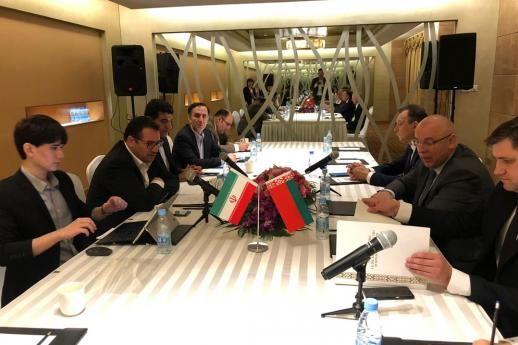 توسعه و تعمیق مناسبات تجاری میان ایران و بلاروس