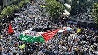 بازتاب گسترده راهپیمایی روز قدس در رسانههای عربی و انگلیسی