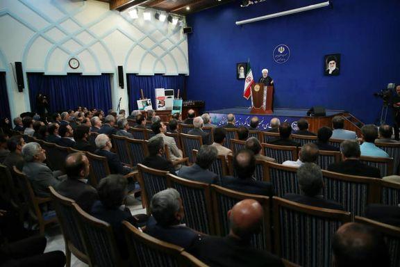 نیاز ملت و دولت به تلاش نخبگان از هر زمان دیگری بیشتر است/ آمریکا از شکستن استقلال ملت ایران کاملا نا امید شده است