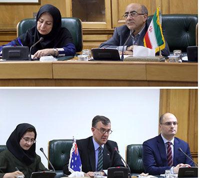 تأکید بر گسترش همکاری های بانکی و تجاری میان دو کشور