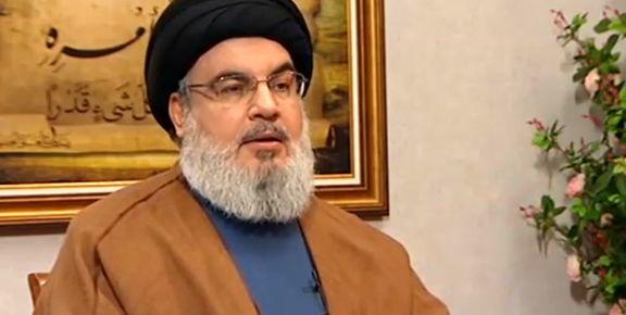 سید حسنصر الله: تعرض رژیم صهیونیستی بسیار خطرناک است/ اسرائیلیها از امشب منتظر باشند