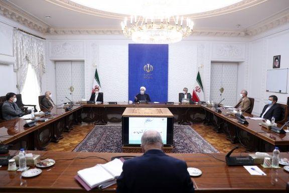 حسن روحانی: دولت تمام قد از ارز ترجیحی 4200 تومانی دفاع میکند