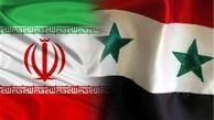 واسطهها ۸ درصد صادرات به عراق را به سوریه میفرستند