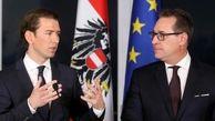 بحران سیاسی در اتریش / معاون کورتس متهم به فساد مالی شد / احتمال سقوط دولت اتریش