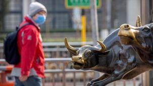 بدترین هفته بازارهای سهام آمریکا از زمان بحران مالی