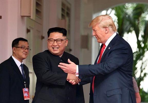 دونالد ترامپ تاریخ دیدار خود با کیم جونگ اون را اعلام کرد