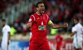 واکنش کاپیتان تیم فوتبال پرسپولیس درباره حاشیه های فینال جام حذفی