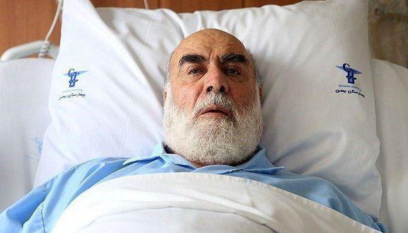 رئیس دفتر مقام معظم رهبری در بیمارستان بستری شد