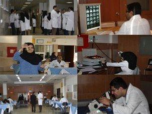 اعتراض دانشجویان و اینترن های پزشکی درباره شرایط کرونایی بیمارستان های اجرا کننده طرح پزشکی