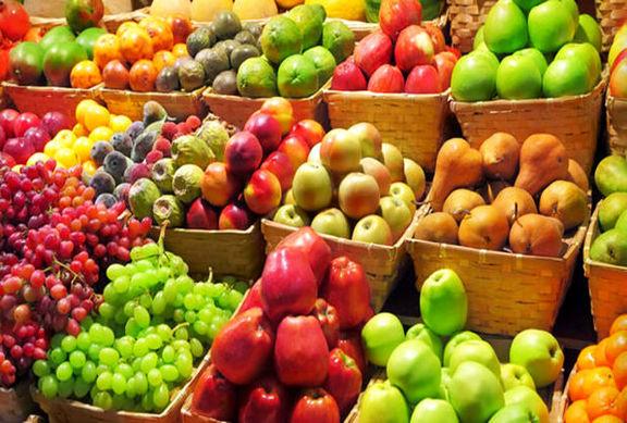 جدیدترین قیمت میوه های پاییزی/ گوجه فرنگی کیلویی ۶ هزارتومان