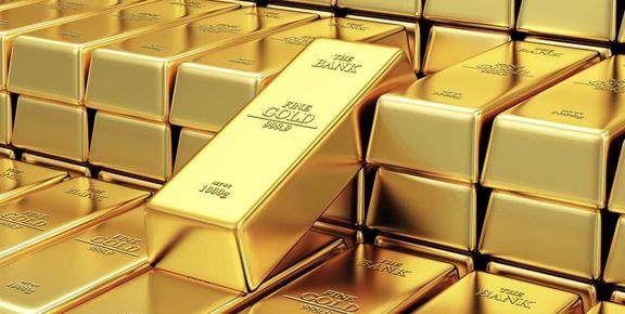 رشد اندک قیمت جهانی طلا و تثبیت در پایینترین سطح ۹ ماه اخیر