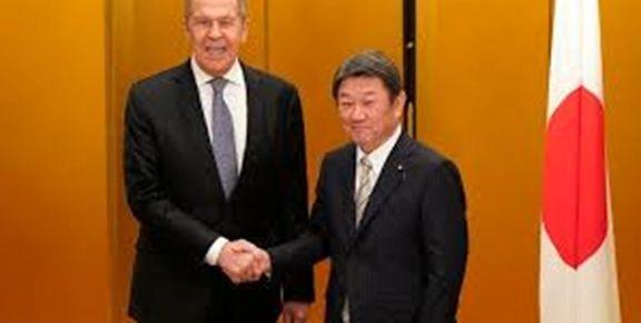 لاوروف: حضور نیروهای آمریکایی مانع بهبود کیفیت روابط روسیه و ژاپن است