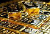 افت قیمت طلا در بازار جهانی /  هر اونس به ۱۴۲۲ دلار و ۶۸ سنت رسید