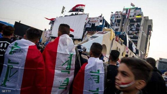 معترضان عراقی خواستار تعیین شدن نخست وزیر شدند