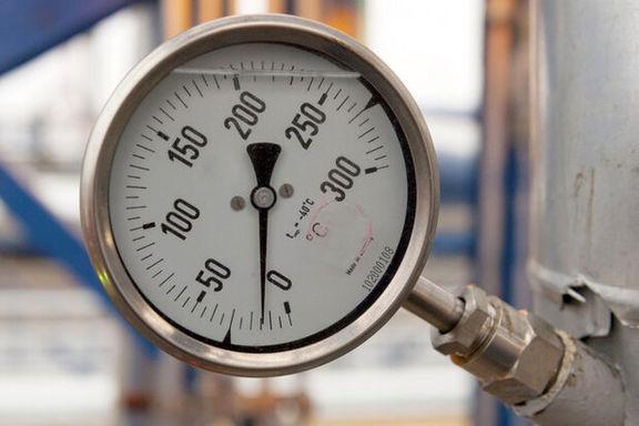 سقوط ۸ درصدی قیمت جهانی گاز طبیعی