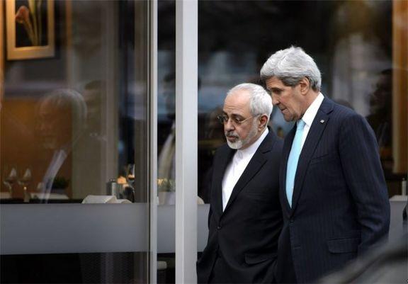 وزارت خارجه آمریکا به جان کری: حق نداری با وزیر خارجه ایران دیدار  داشته باشید