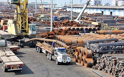 افزایش 25 درصدی صادرات فولاد در دوماه نخست سال 97
