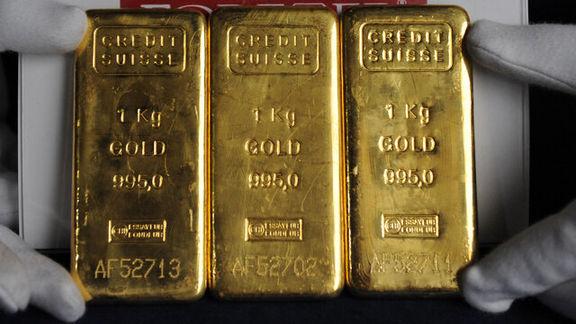 افزایش قیمت هفتگی طلا در بازارهای جهانی