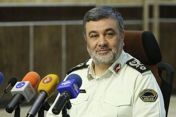 فرمانده ناجا دلیل احضار سلبریتی ها به پلیس را اعلام کرد
