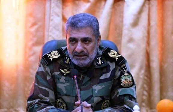 فرمانده آریانفر: ایران در خط مقدم مبارزه با صهیونیست است