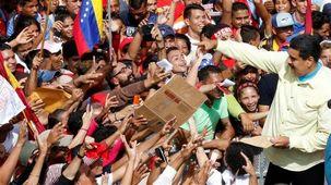 نیکلاس مادورو گوایدو را به عملیات تروریستی متهم کرد / مادورو: هیچ ترسی از زندانی کردن گوایدو ندارم