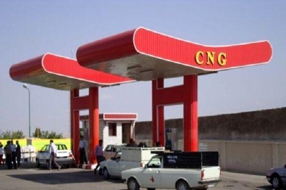 افزایش ۲۵ درصدی مصرف CNG در خودروها