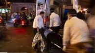 14 جسد شناسایی شده در پزشکی قانونی به خانواده ها تحویل داده شد