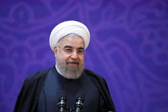 رئیس جمهوری اسلامی ایران از نمایشگاه دستاوردهای کشاورزی بازدید به عمل آورد