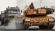 آلمان از فروش اسلحه به ترکیه برای جنگ در سوریه خبر داد