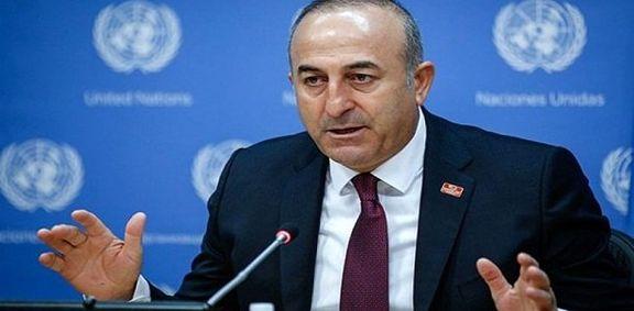 وزیر خارجه ترکیه علیه سوریه تهدید کرد/مرز ترکیه و سوریه را از تروریست خالی می کنیم