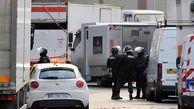 یک سرقت کم سابقه در فرانسه/ دزدی 9 میلیون یورو از داخل خودرو انتقال وجوه نقد