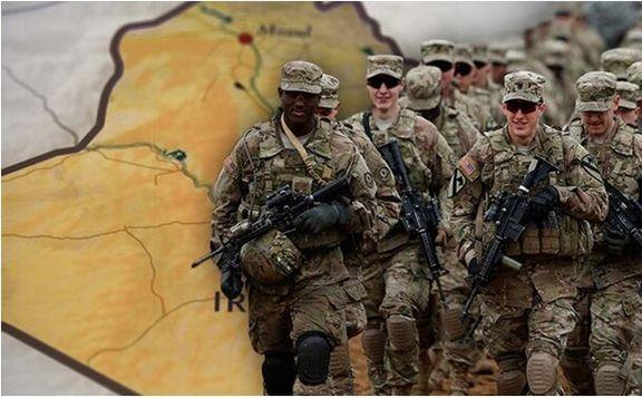 آمریکا نیروهای خود را از عراق خارج می کند؟