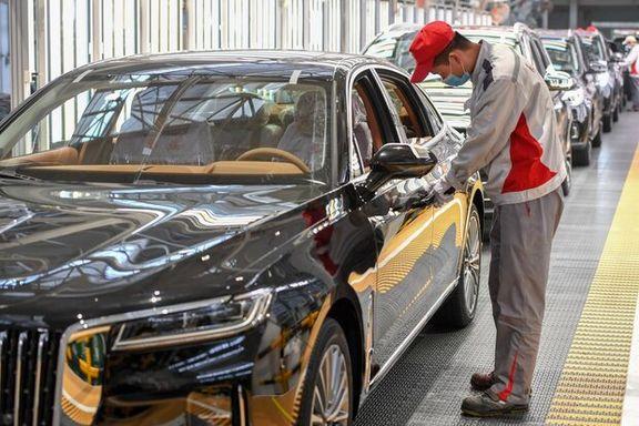 رونق بازار فروش خودرو در کشورهای اروپایی و چین