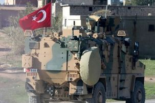 ترکیه خواهان حمایت عملی آمریکا شد
