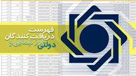فهرست دریافت کنندگان ارز دولتی و سامانه نیما منتشر شد