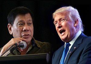 ترامپ : لغو توافق نظامی فیلیپین با آمریکا اهمیتی ندارد!