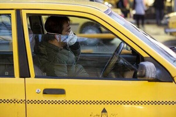 واکسیناسیون رانندگان تاکسی در پایتخت آغاز شد