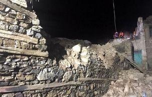 زلزله ترکیه تاکنون 19 کشته و  ۷۷۲ زخمی برجای گذاشته است