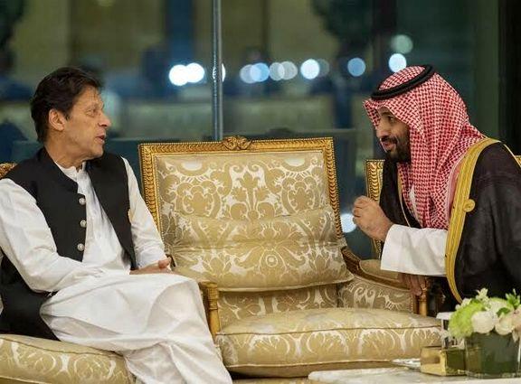 عمرانخان: از تلاش عربستان برای برقراری روابط با ایران استقبال میکنیم