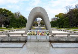 برگزاری مراسم هفتاد و پنجمین سالگرد بمباران اتمی هیروشیما توسط آمریکا