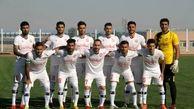 همه بازیکنان سپیدرود از فوتبال خداحافطی کردند+عکس