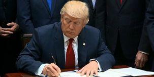 ترامپ علیه چین بلند شد/اقدامات اجرایی جدید ترامپ علیه چین
