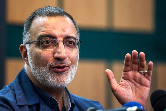 معاون استاندار تهران: تا قانون اصلاح نشود، زاکانی نمی تواند شهردار شود