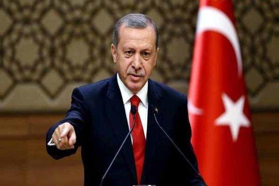 تهدید رئیسجمهور ترکیه به استفاده از سامانههای موشکی اس- ۴۰۰